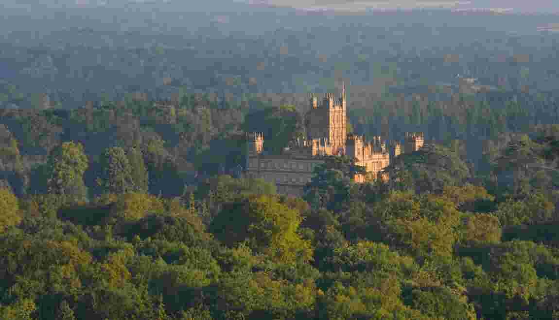 Stately Homes: au cœur des domaines des lords