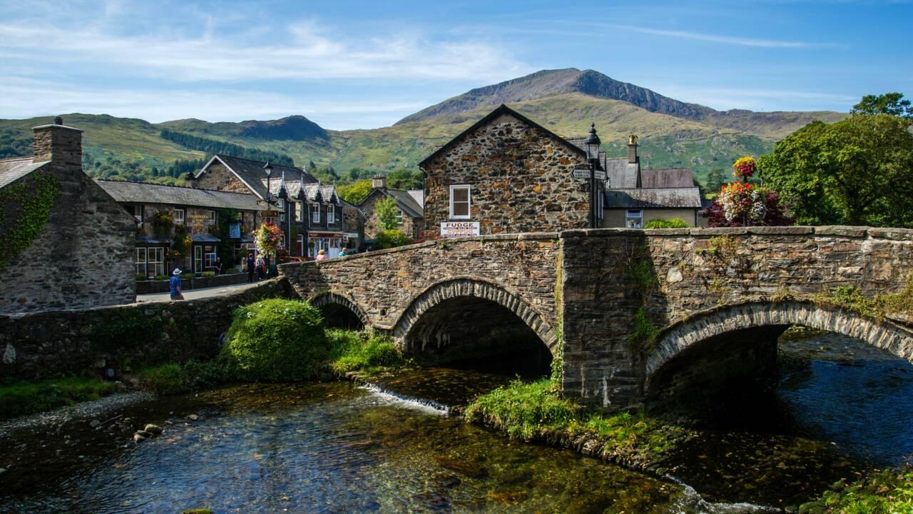 Villes et villages pittoresques de Grande-Bretagne
