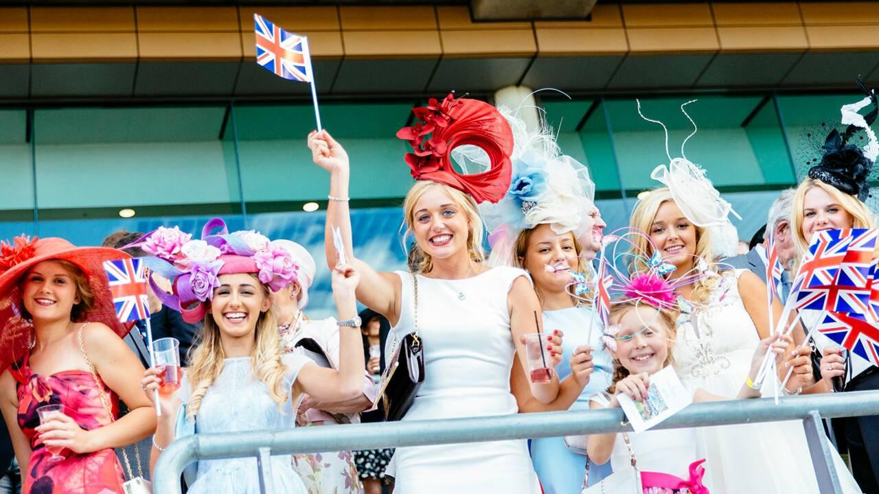 Les courses hippiques, une tradition toute britannique