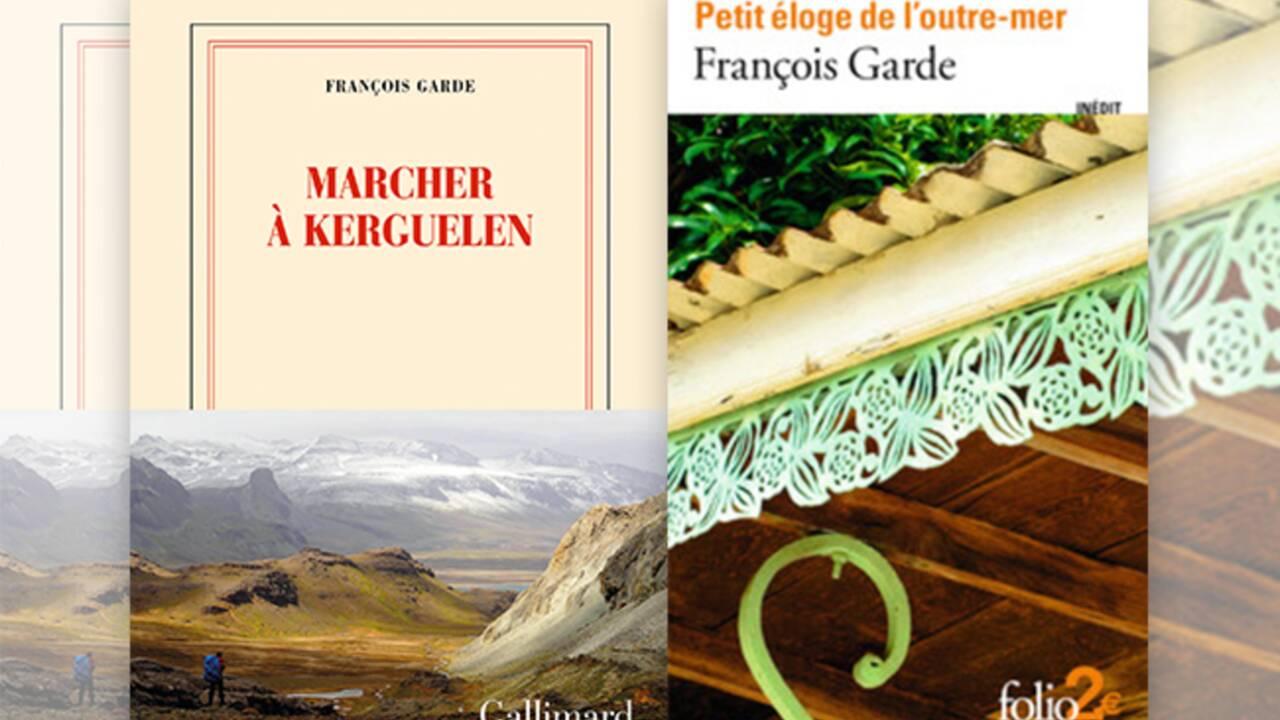 Il a traversé à pied la plus grande île des Kerguelen, l'écrivain François Garde raconte