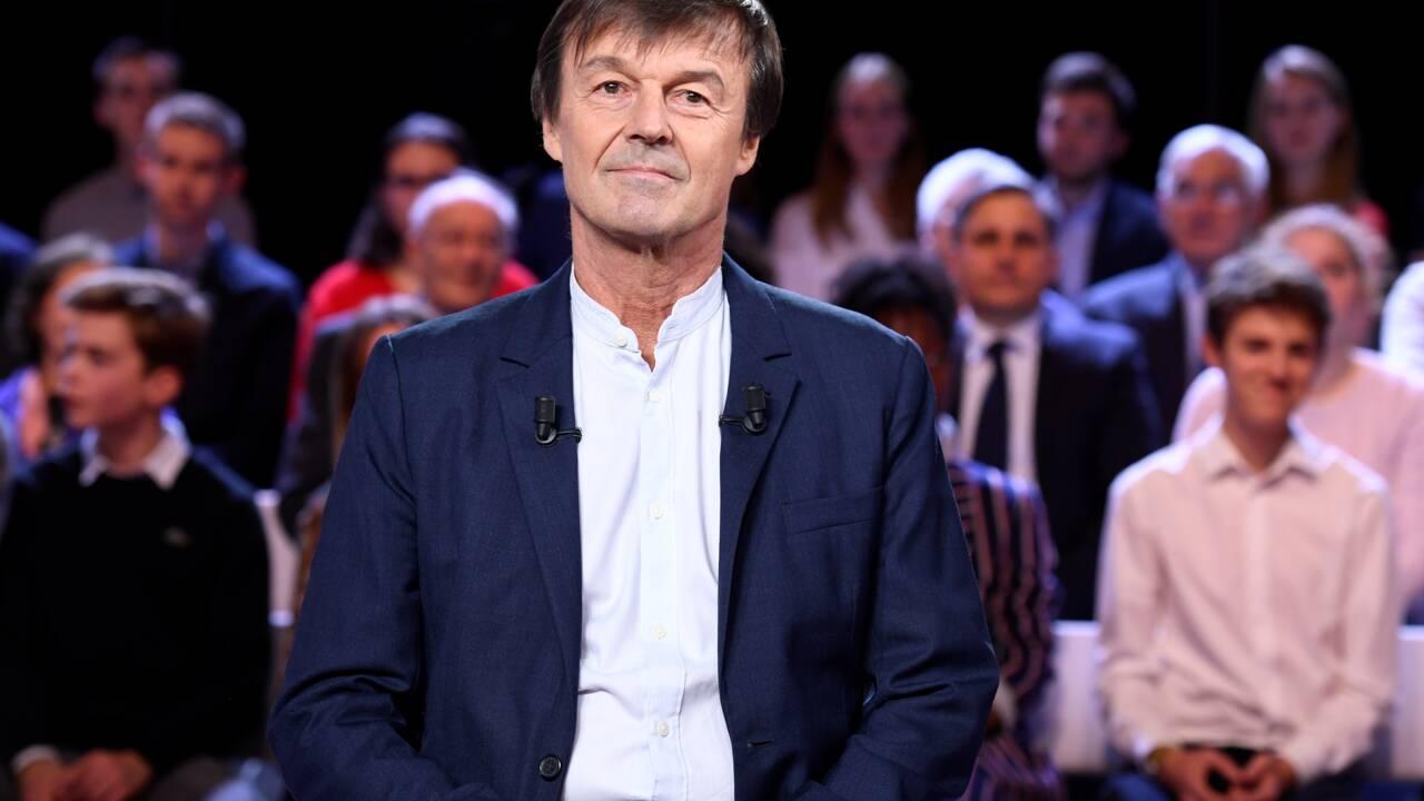"""Nicolas Hulot appelle à l'unité dans la """"guerre"""" pour le climat"""