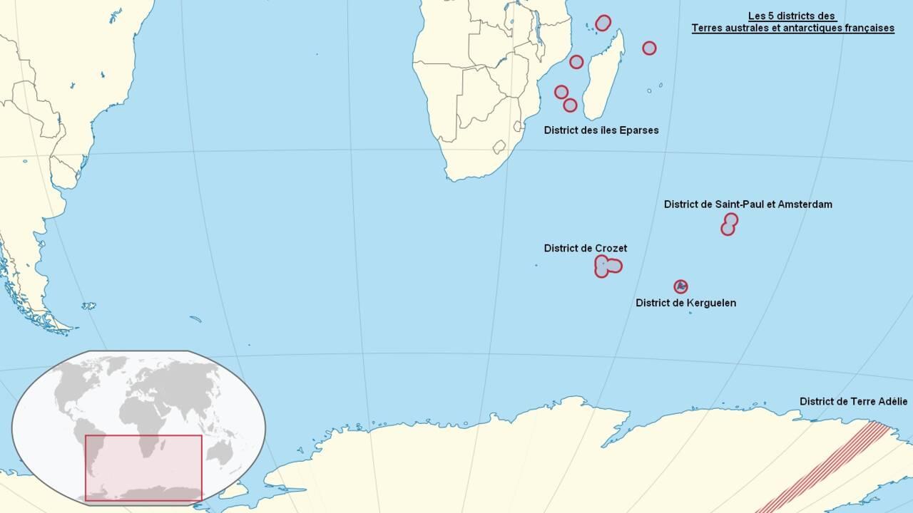 Plus grande réserve naturelle de France, les Terres et mers australes racontées par l'écrivain François Garde