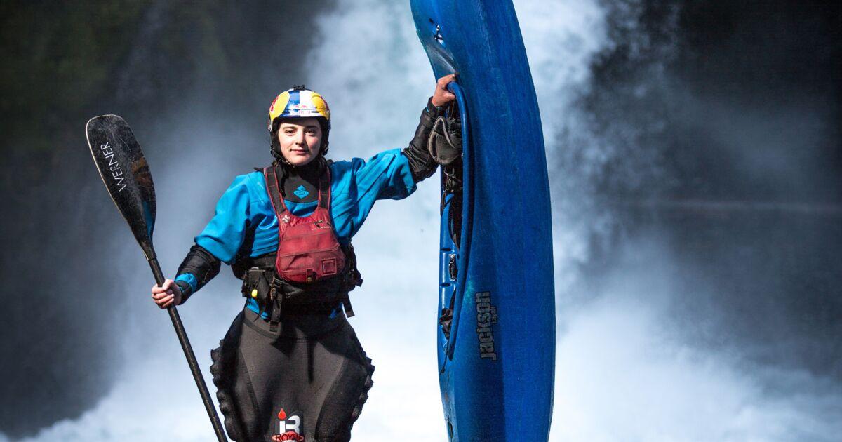 Nouria Newman, La Kayakiste Qui Dompte Les Rivières Du