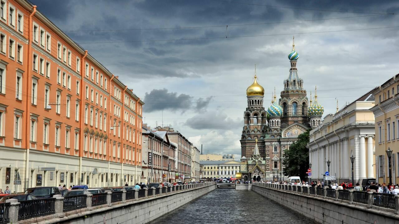 Eblouissante Saint-Pétersbourg