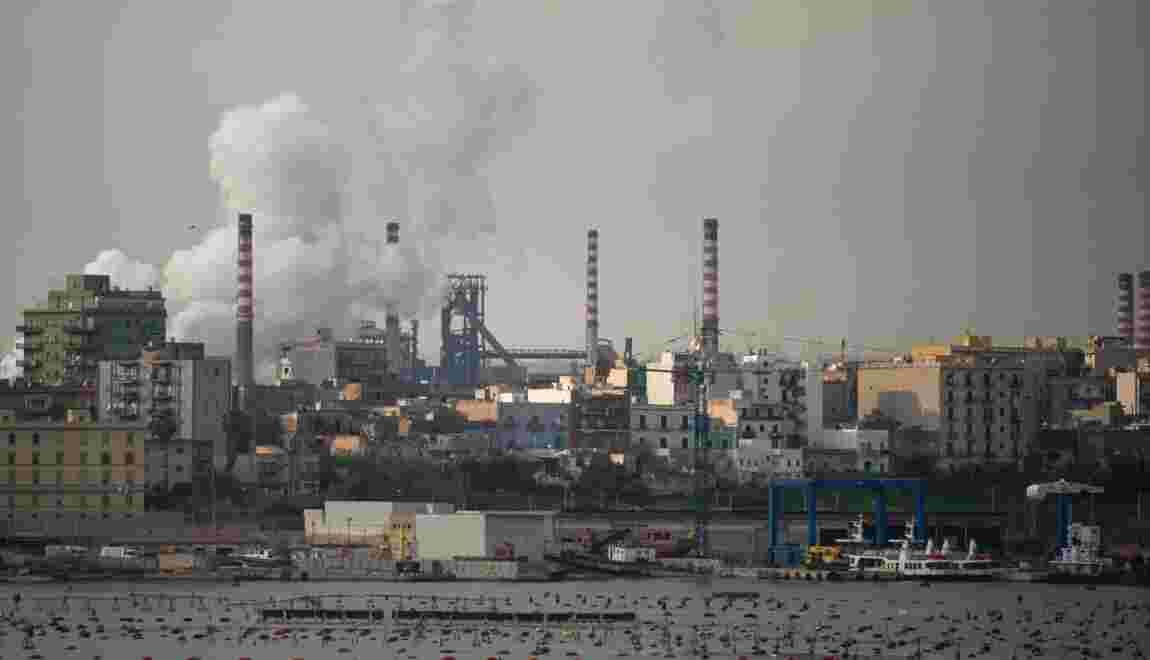 """Usine polluante: la CEDH appelle Rome à agir """"dans les plus brefs délais"""""""
