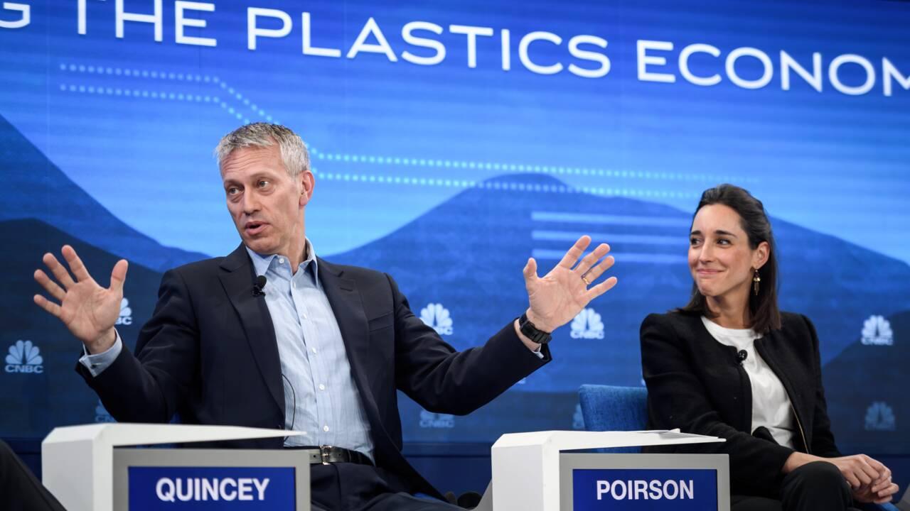 A Davos, des mises en garde en cascade sur le climat