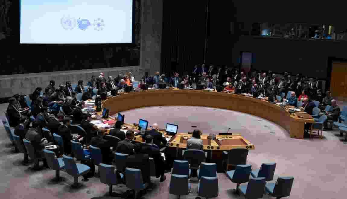 Climat: les enjeux sécuritaires, source de divisions au Conseil de sécurité