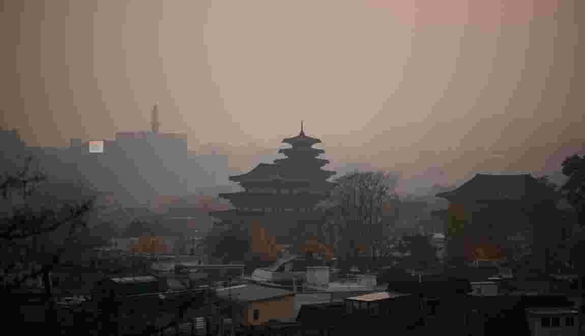 Corée du Sud: échec de la tentative de réduire la pollution avec de la pluie artificielle