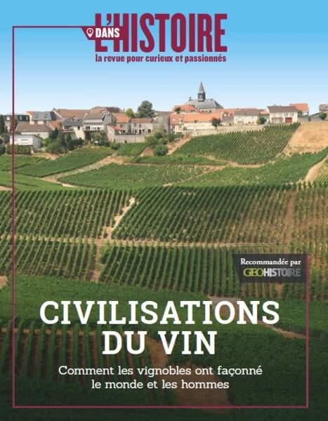 Civilisations du vin, Dans l'Histoire
