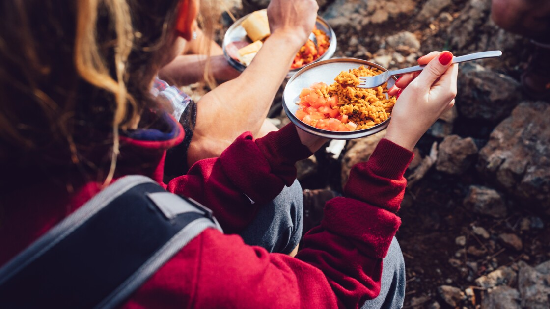 Que manger en rando ? On a testé pour vous 10 plats lyophilisés