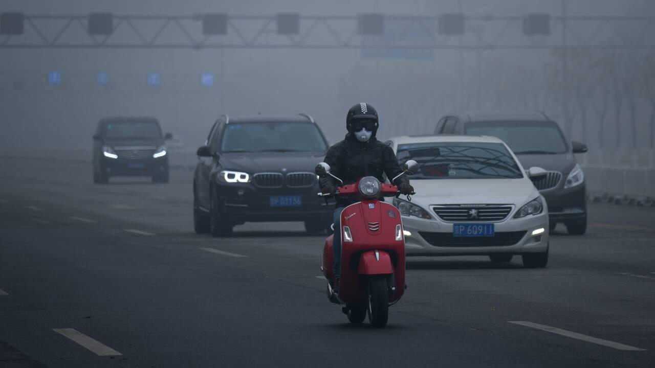Climat: la Chine ne parvient pas à réduire ses émissions de méthane