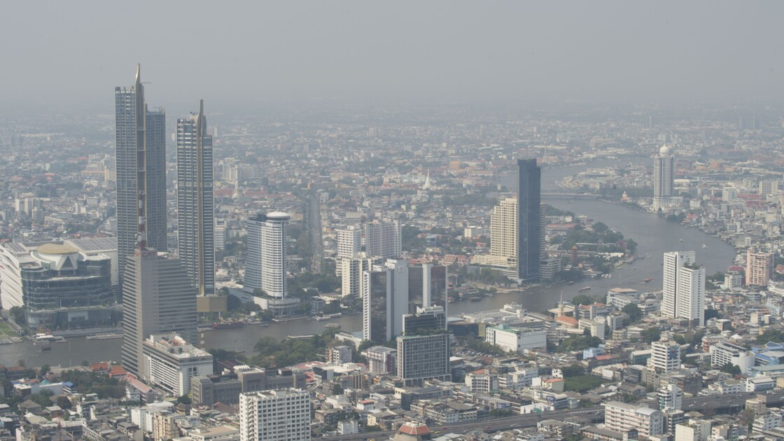 Pollution: la municipalité de Bangkok ferme plus de 400 écoles