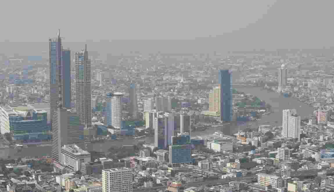 Pollution: la municipalité de Bangkok ferme plus de 400 écoles