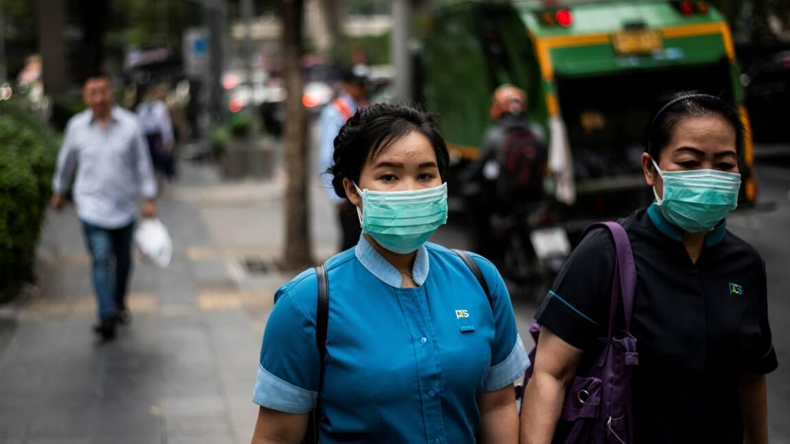 Thaïlande: la pollution contraint Bangkok à fermer des centaines d'écoles