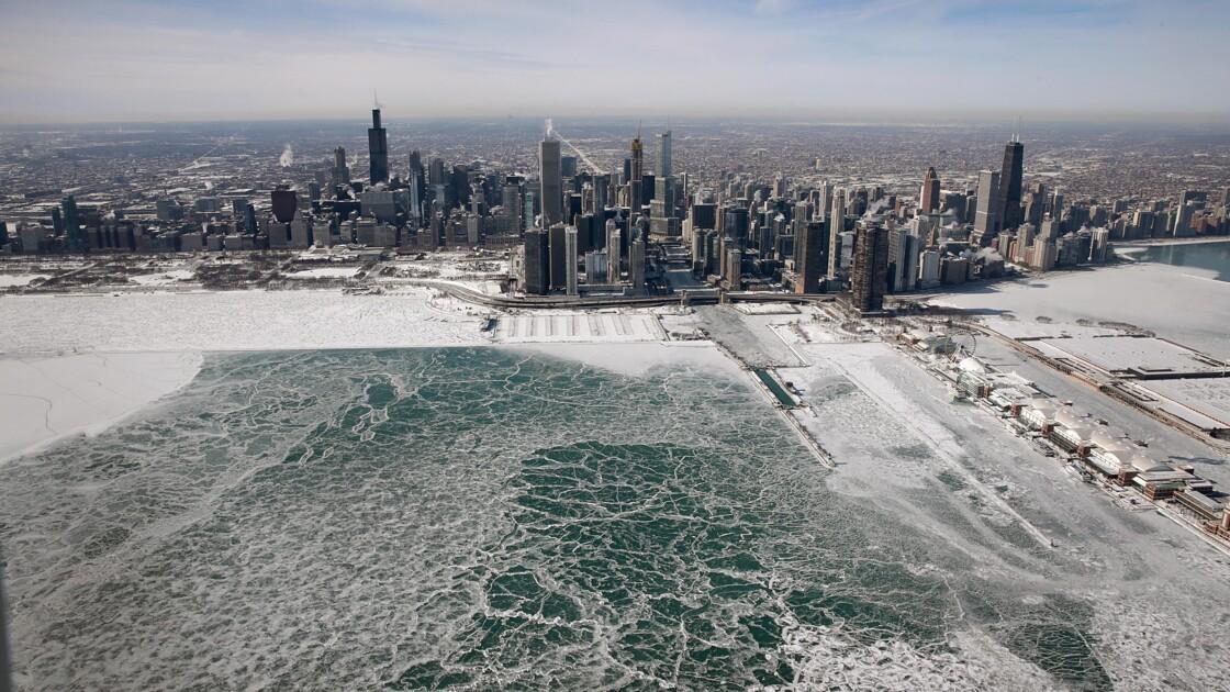 Etats-Unis: le mercure remonte après une vague de froid extrême