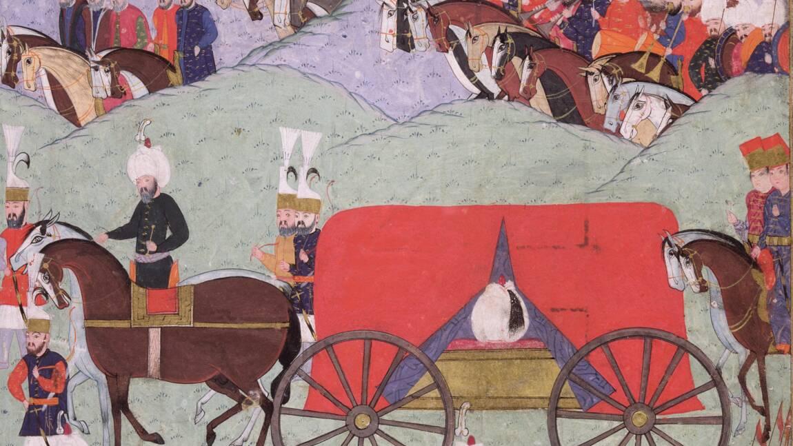 A Istanbul, le mystère des deux tombes du sultan Soliman 1er