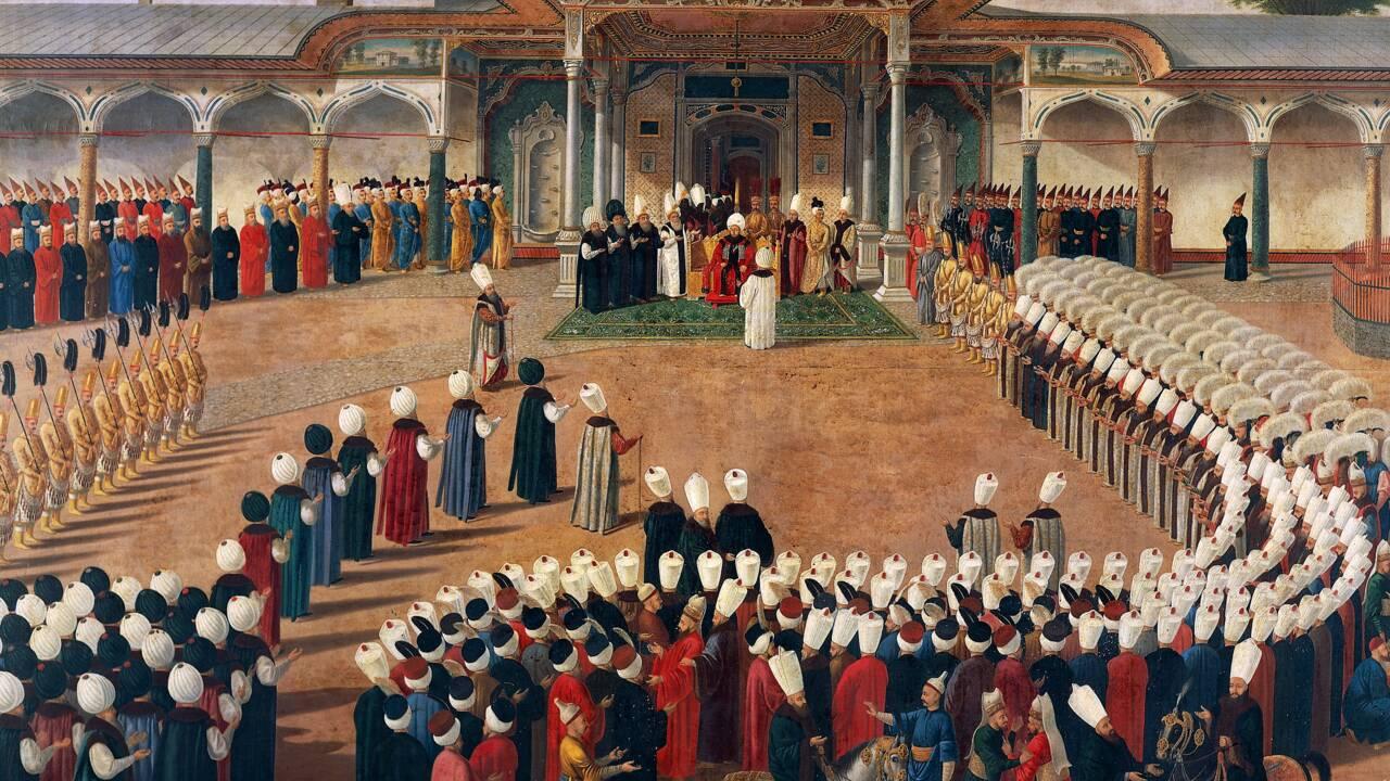 Istanbul : Topkapi, le palais des mille et une merveilles