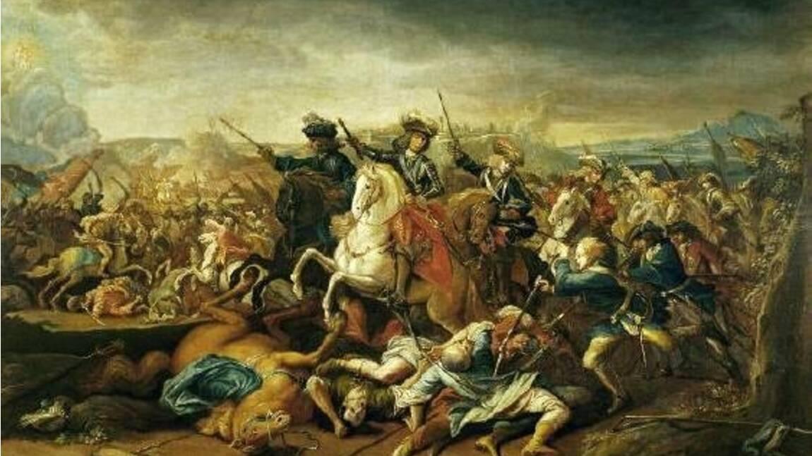 Les grandes batailles sur le Danube entre Autrichiens et Ottomans