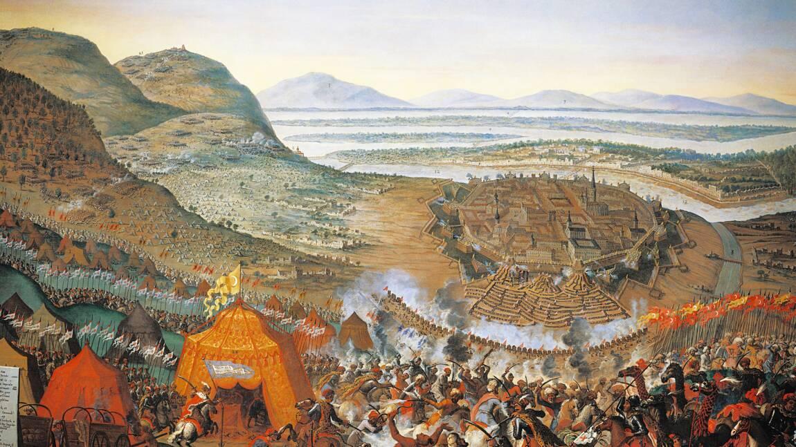 Au temps des duels sur le Danube entre chrétiens et musulmans
