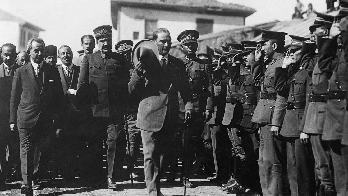 Mustafa Kemal, l'homme qui fit naître la nation turque