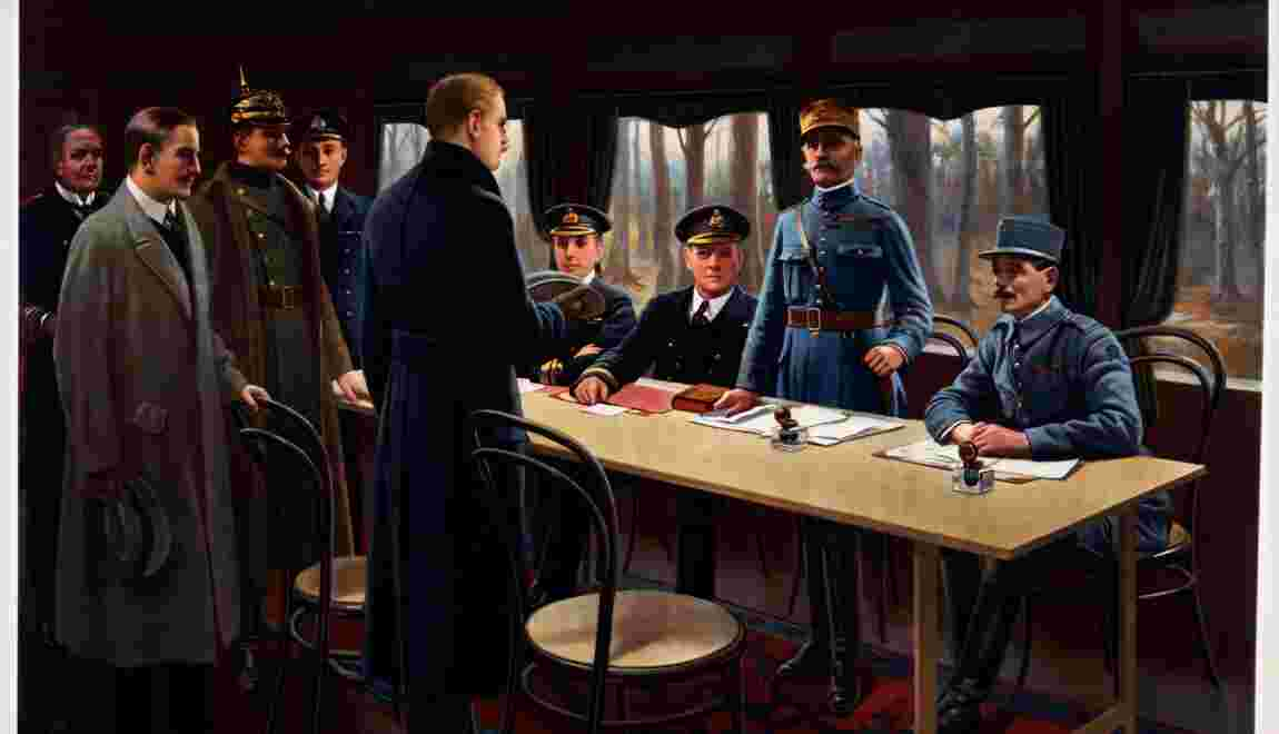 "John Horne : ""La violence de la Grande Guerre n'a pas pris fin le 11 novembre 1918"""
