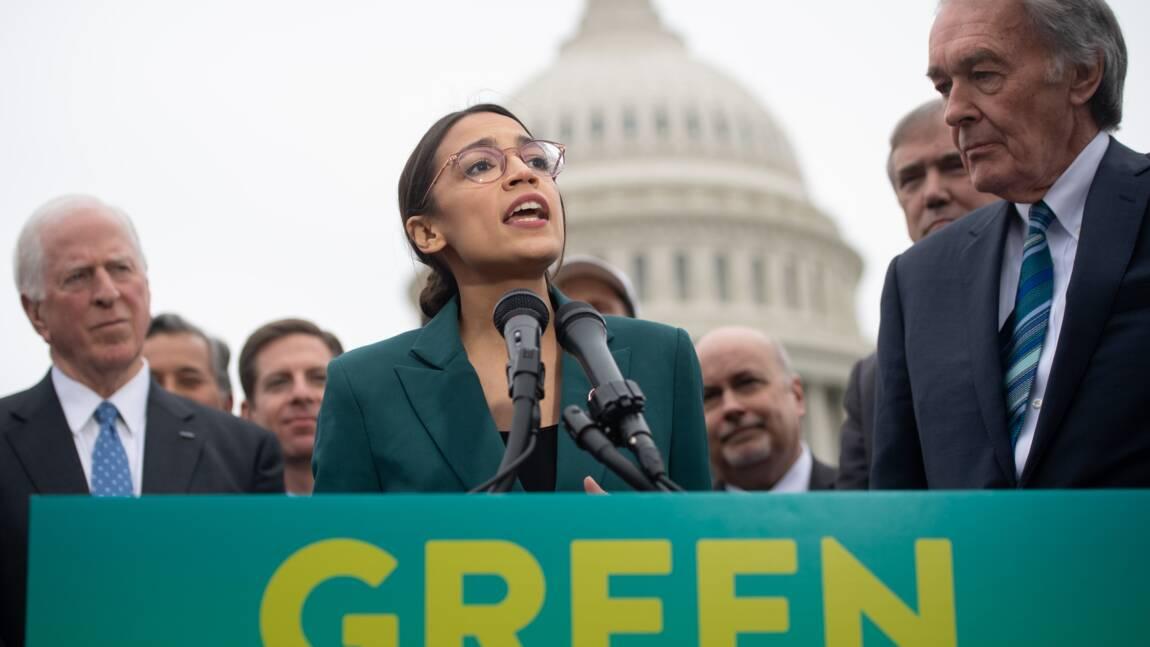 Des démocrates américains dévoilent un ambitieux plan environnemental