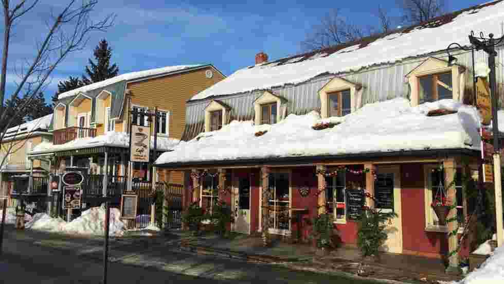 Baie-Saint-Paul : capitale culturelle du Québec rural