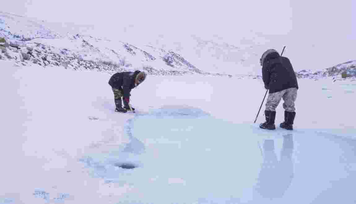 Charlevoix en hiver : culture, sport et grands espaces au Québec