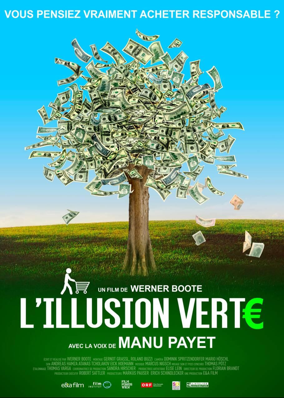 L'illusion verte : comment les industriels nous font croire qu'ils sont écolos