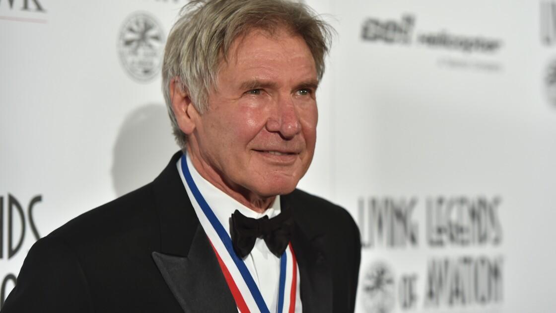 Harrison Ford s'en prend aux dirigeants climatosceptiques