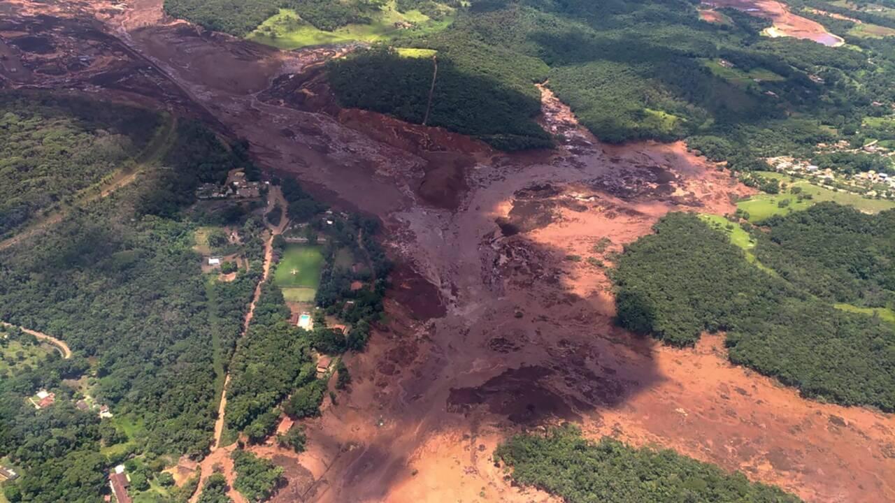 """Au Brésil, une série noire de tragédies """"évitables"""""""