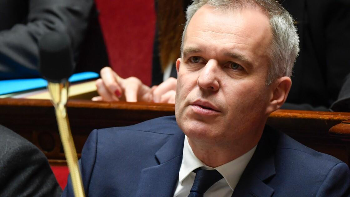 François de Rugy se félicite de la mobilisation des jeunes pour le climat