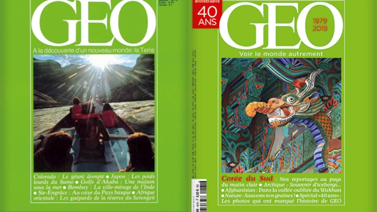 40 ans de GEO : la Corée du Sud dans notre numéro anniversaire