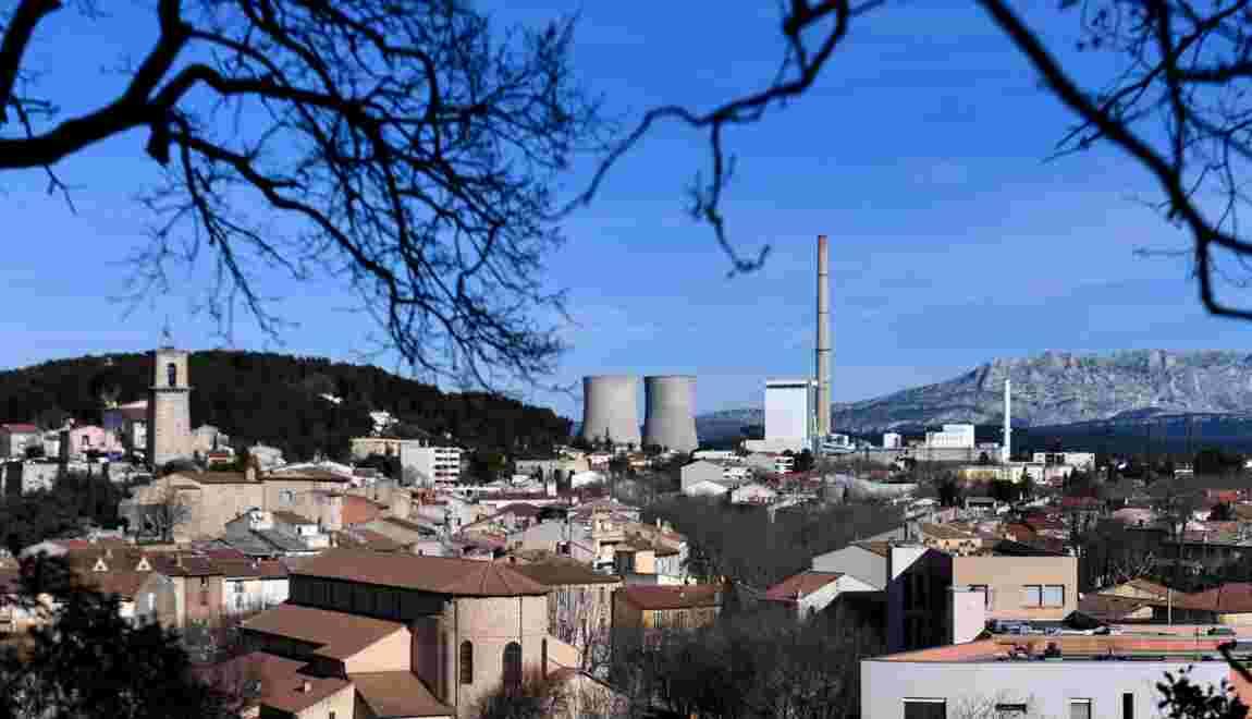 Fermeture de la centrale à charbon de Gardanne : dilemme entre défense de l'emploi et protection de l'environnement