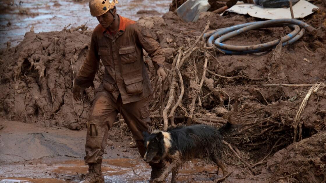 """Brésil: évacuation """"préventive"""" des environs d'un barrage d'une compagnie minière"""