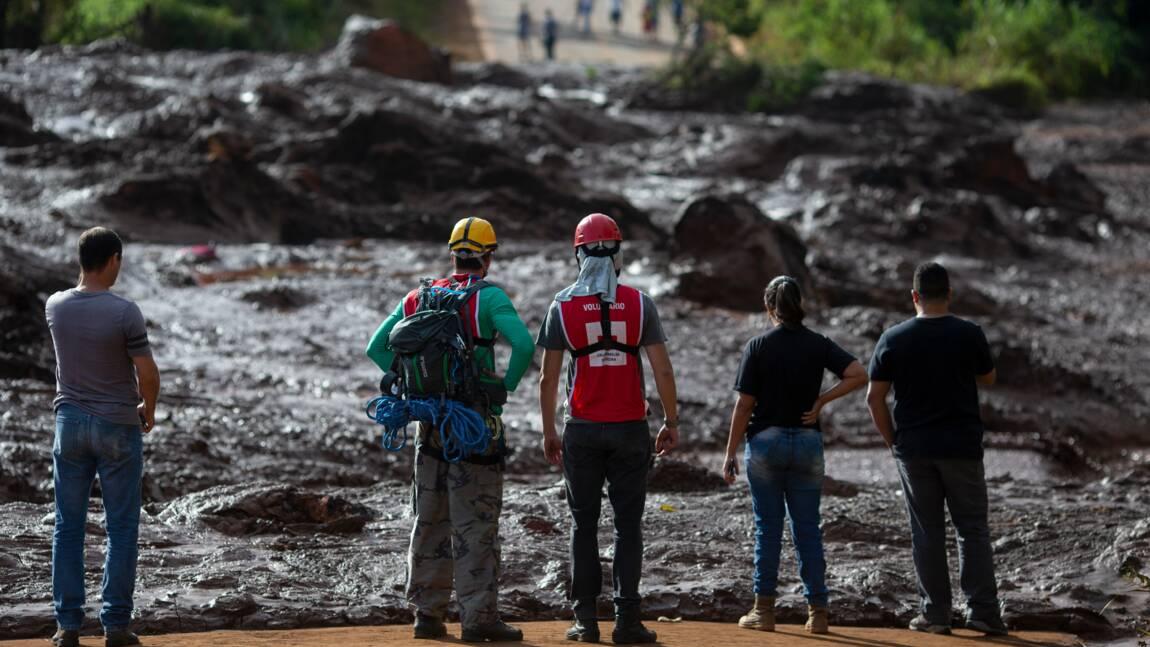 Brésil: les barrages comme celui de Brumadinho devront disparaître d'ici à 2023
