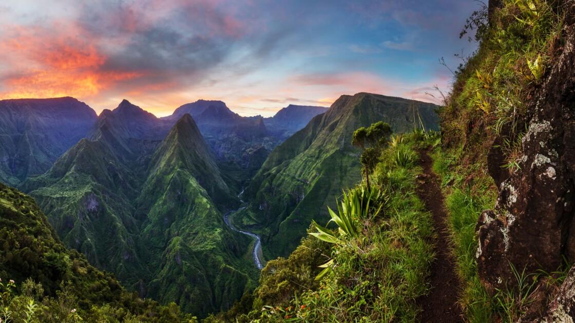 Île de La Réunion : Mafate, une île en pleine montagne
