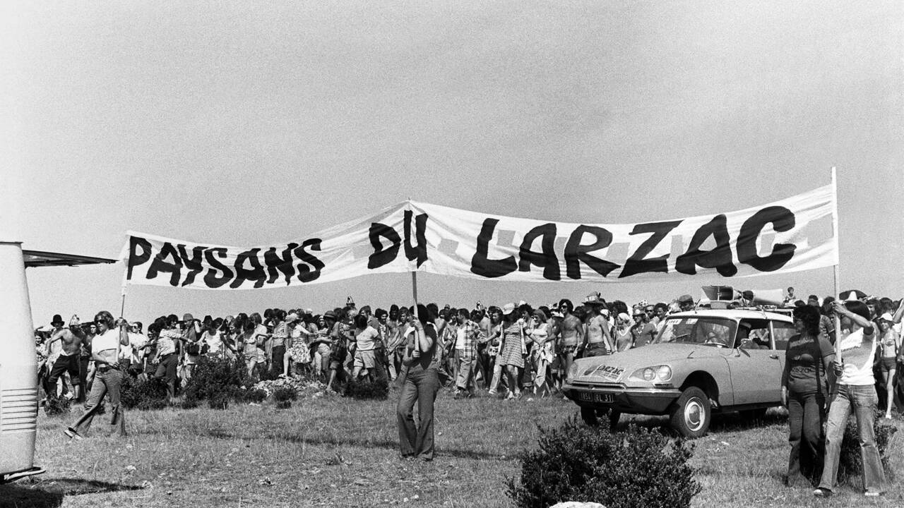 De l'antimilitarisme à la Légion, le Larzac tourne une page