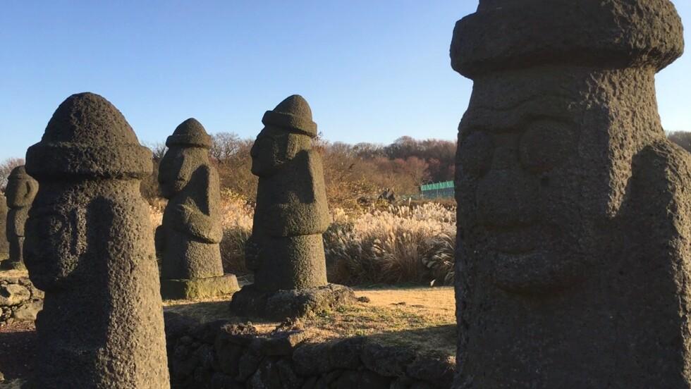 Corée du Sud : Jeju, une île de légendes, de volcans et de sirènes