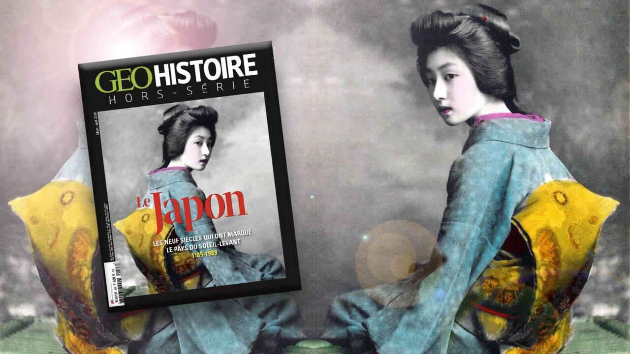 Le Japon dans le nouveau hors-série GEO Histoire