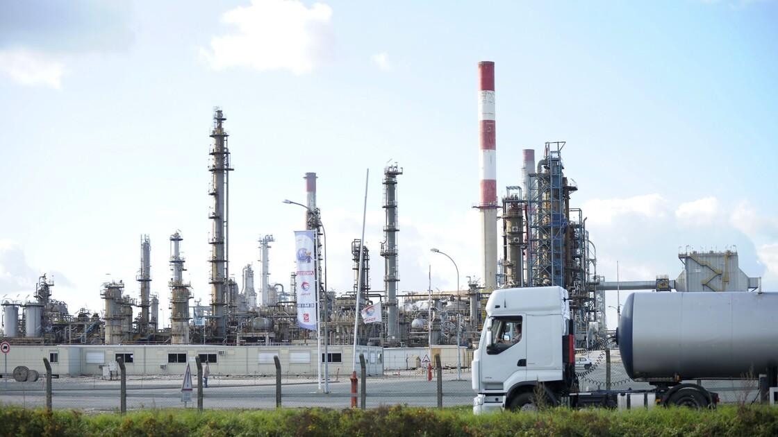 Fuite d'hydrocarbures sur le pipeline d'Île-de-France