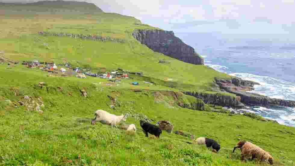En avril, les îles Féroé seront fermées aux touristes pendant deux jours