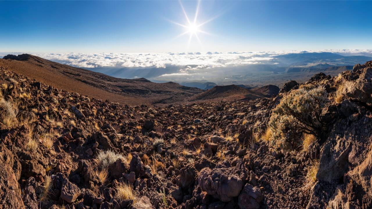 Île de La Réunion, GR R1 : élu plus beau sentier de France