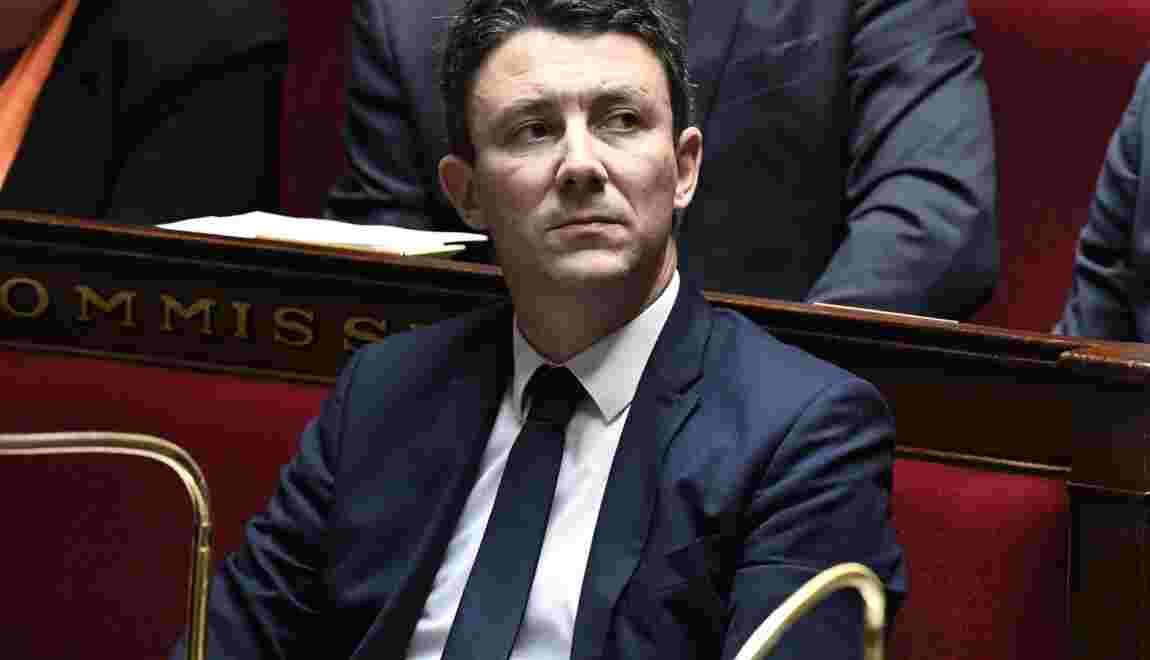 """Pollution: Griveaux accuse la mairie de Paris de faire de """"mauvaises polémiques"""""""
