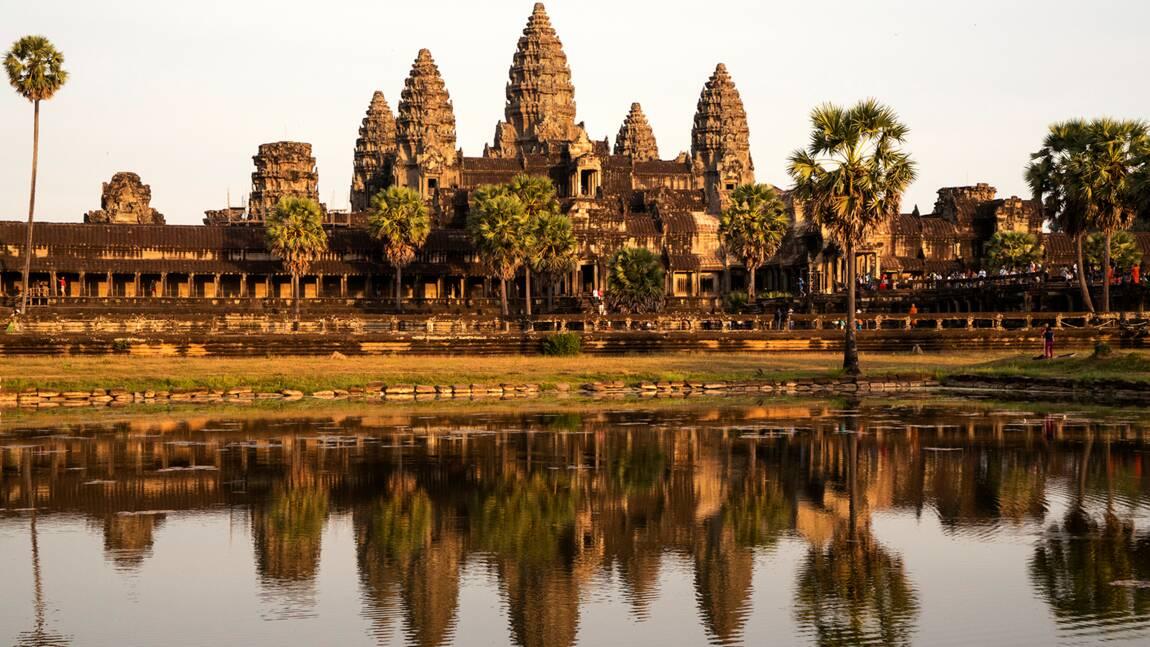 Cambodge : de nouvelles recherches éclairent l'histoire de la mystérieuse cité d'Angkor