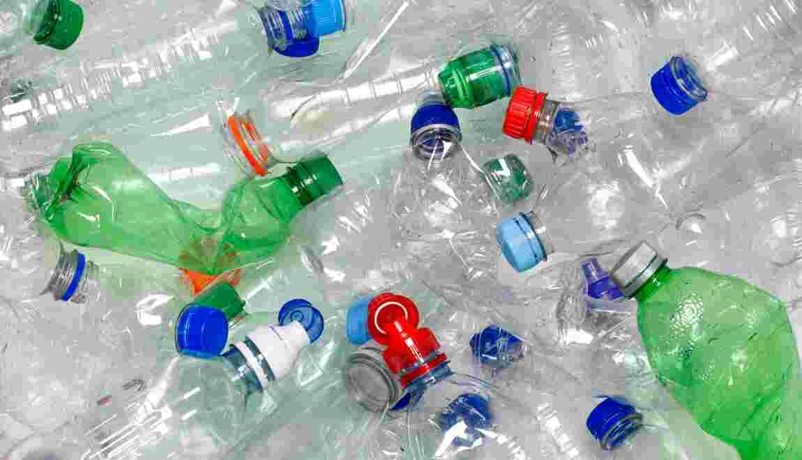 Des bouteilles en plastique 100 % recyclées grâce à des enzymes