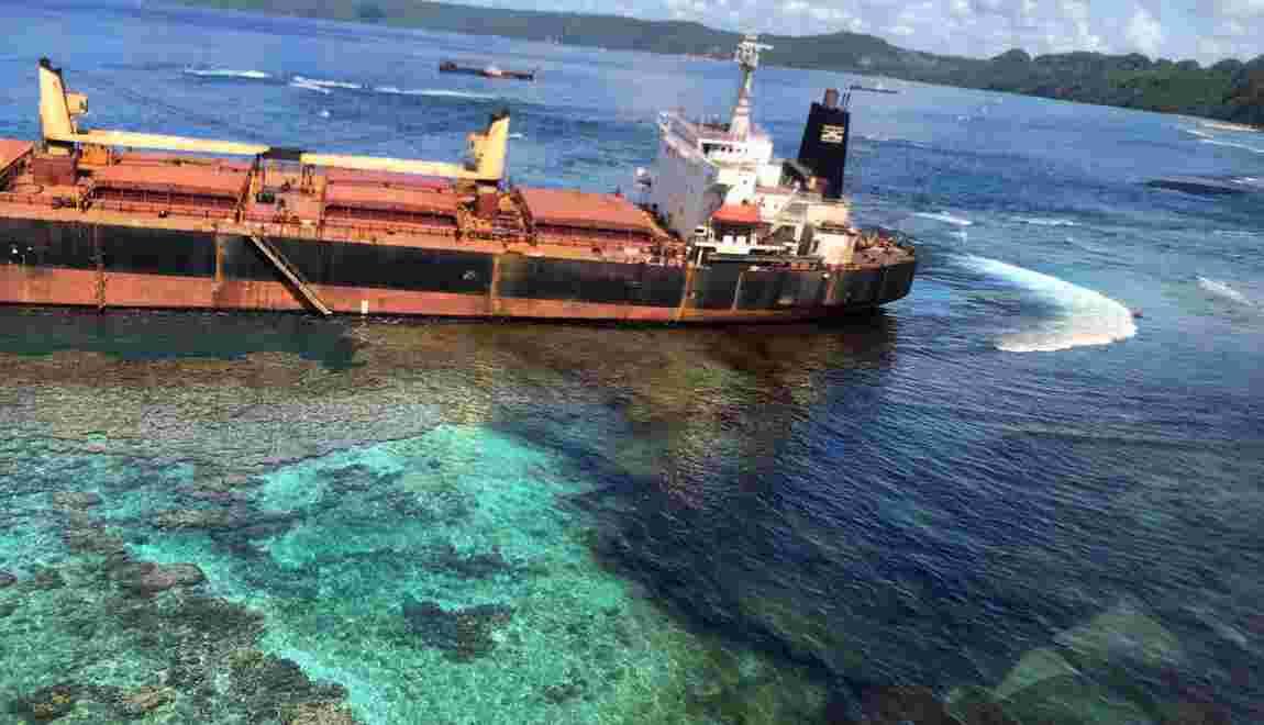 L'Australie lance une opération pour endiguer la marée noire aux Salomon