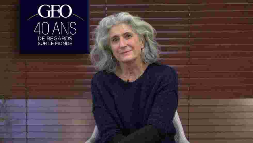 40 ans de GEO : Marie Dorigny se souvient de son reportage au Cachemire