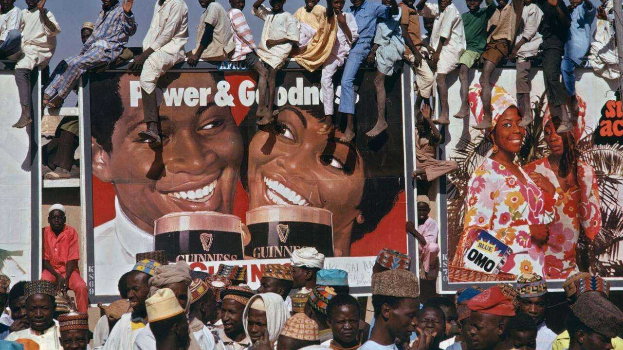 40 ans de GEO : quand Bruno Barbey se souvenait de son reportage au Nigeria