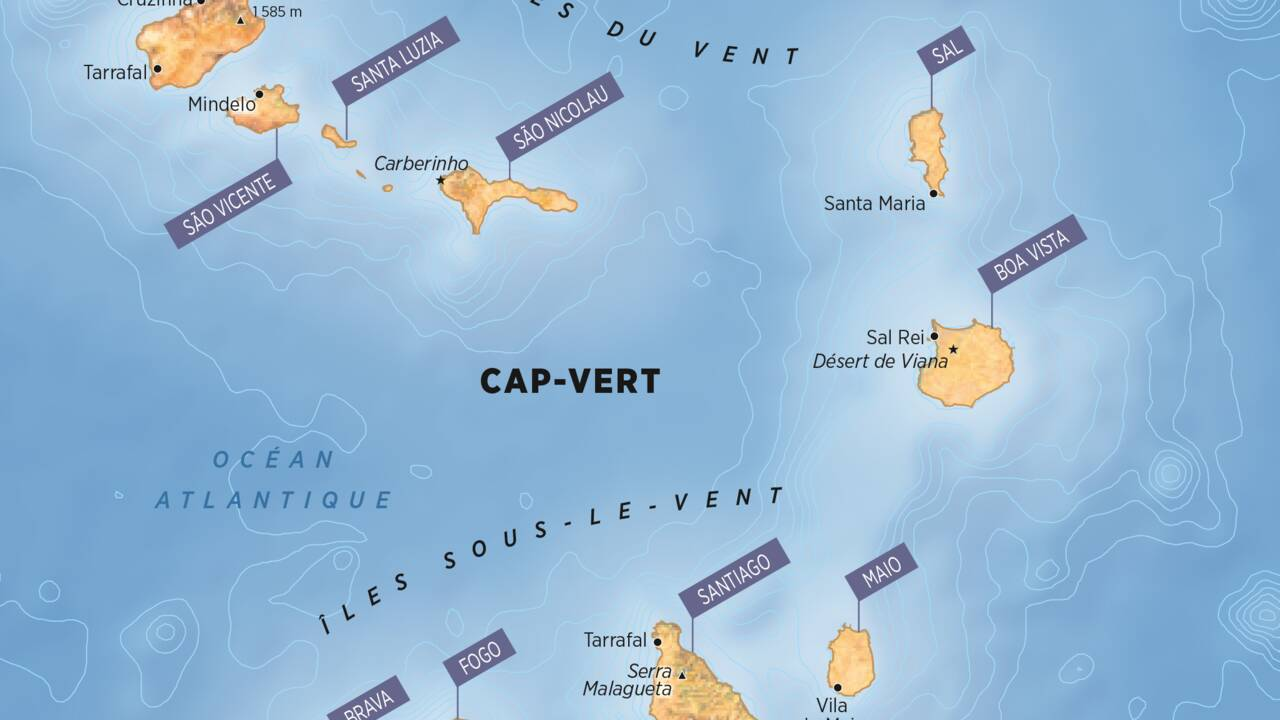 Cap-Vert : Santo Antão, une île grandiose et rude